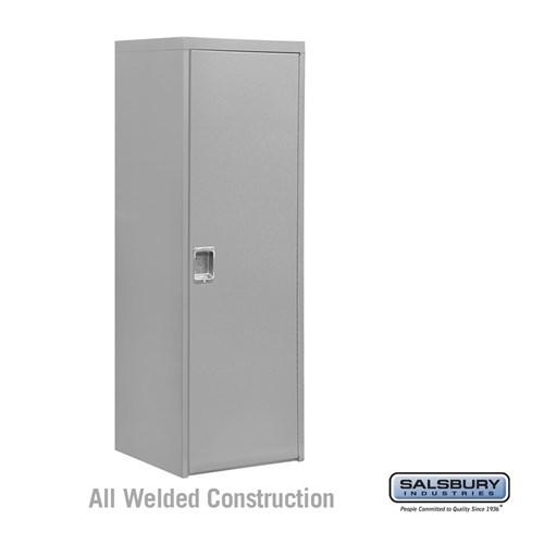 Welded Industrial Storage Cabinet, 24 Inch Deep Storage Cabinets