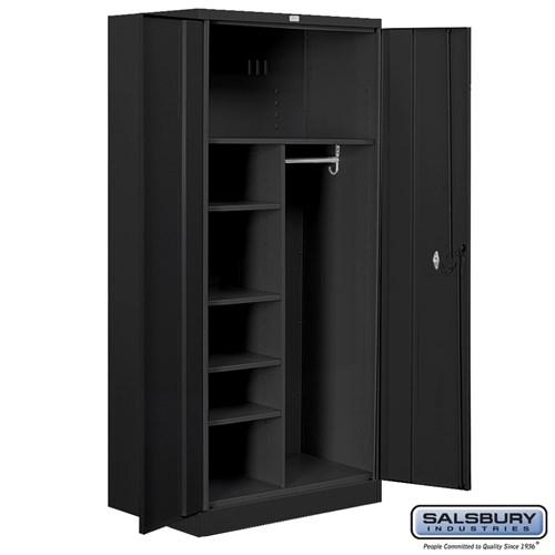 Heavy Duty Storage Cabinet, 24 Inch Deep Storage Cabinets