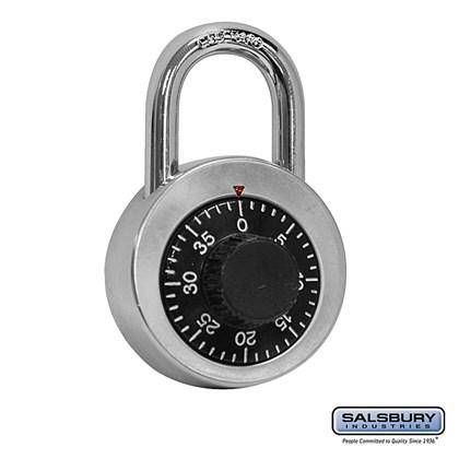 Combination Padlock - for Heavy Duty Plastic Locker Door