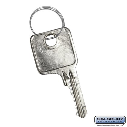Master Control Key - for Combination Padlock of Plastic Locker